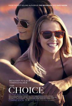 Sam Taylor Johnson, Dakota Johnson, Benjamin Walker, Maggie Grace, Tom Welling, Teresa Palmer, The Choice 2016, The Choice Movie, Nicholas Sparks