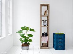 Een steigerhouten kast die geschikt is voor veel ruimtes. Een kast in de badkamer om je handdoeken op te bergen of een boekenkast of een mooie kast voor in de keuken. De keus is aan jou.