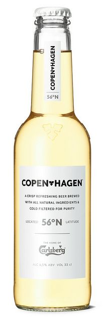 Copenhagen beer design #packaging