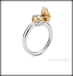 Winnie the Pooh ring! Totally in Love