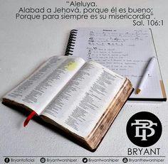 Que nuestro fundamento sea siempre la palabra de Dios!