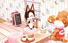 Happy Home Designer, New Leaf, Animal Crossing, Exterior Design, Room, Animaux, Bedroom, Rooms, Rum