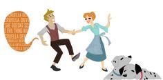 Roger & Anita, Pongo & Perdita