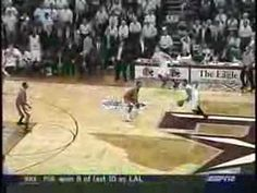 "Acie Law hits ""The Shot"" (2005 t.u. game)"
