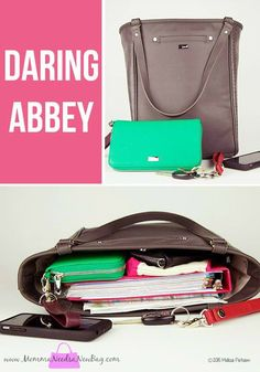 So much can go into this stylish bag! Check out the new Jewell by Thirty-One  www.mythirtyone.comDonnaLutz