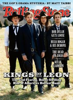 21.01.2013. Kings of Leon will play on the Heineken Opener 3-6.07.2013. I absolutely must buy the tickets!