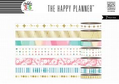 """""""HELLO LIFE"""" WASHI TAPE - by me & my BIG ideas"""
