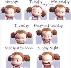 Same story, every week :)