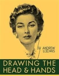 Drawing the Head and Hands - Andrew Loomis The human head and hands are the most difficult elements in figure drawing. This title offers a solution for such drawing. Andrew Loomis, Drawing The Human Head, Drawing Heads, Drawing Faces, Figure Drawing Books, Book Drawing, Drawing Art, Plate Drawing, Skin Drawing