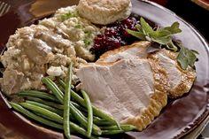 Trisha Yearwood's Family Thanksgiving Menu