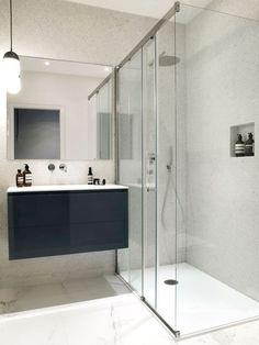 30 belles salles de bains qui optimisent lespace