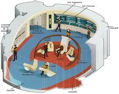 Galaxy Class USS Enterprise D
