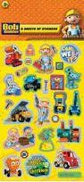 Bob The Builder Party Stickers 6pk: Amazon.co.uk: Toys & Games