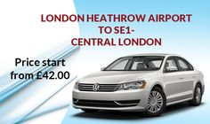 We offer #taxi #transfer #services from #London #Heathrow #Airport to SE1-Central London, price started with $42 only. For more details get in touch with us at call 0044 208 472 4379 or Email: info@eatransfer.com .