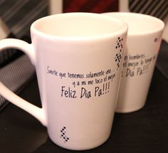 Taza para Papá de Las Nereidas.