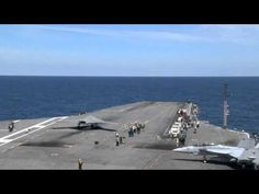 Watch as #X47B becomes the first unmanned aircraft to launch from a carrier.