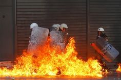 Riot police in Athens, Greece Riot Police, Athens Greece, Day, Greek, Shots, Bible, Amazing, Inspiration, Nice Photos