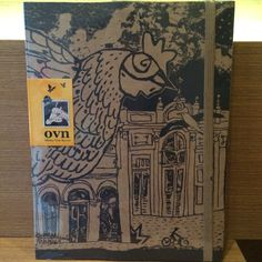 Caderno OVN
