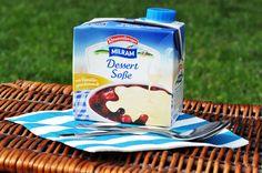 Zu Eis, frischen Früchten und vielem mehr passt diese feine Dessert Soße. Ein Genuss für Vanille-Fans!