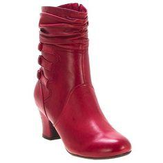 Miz Mooz Women's Topper High Heel Boot
