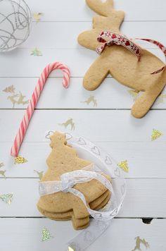 Receta de galletas con especias o Pepperkaker - Especial Navidad 2013 - Especiales - Charhadas.com