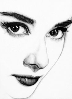 Drawing Portraits - Audrey Hepburn Painting, Portrait, Pencil, Paper, 2012 - Discover The Secrets Of Drawing Realistic Pencil Portraits.Let Me Show You How You Too Can Draw Realistic Pencil Portraits With My Truly Step-by-Step Guide. Pencil Art Drawings, Realistic Drawings, Drawing Faces, Art Drawings Sketches, Horse Drawings, Animal Drawings, Portrait Au Crayon, Portrait Paintings, Drawing Portraits