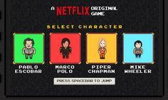FlixArcarde: vive junto a Netflix una aventura virtual #Netflix #Geek