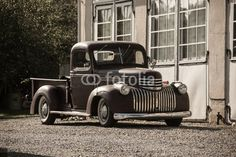 #Best #Oldtimer #Pickup on #fotolia #stock #stockphoto