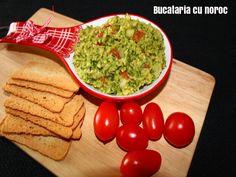 Guacamole - Bucataria cu noroc Exotic Food, Guacamole, Mexican, Ethnic Recipes, Mexicans