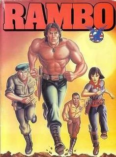 Rambo: The Force of Freedom (USA, 1986)