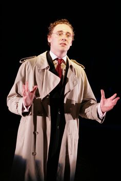 Tom Hiddleston. #Cymbeline Via Torrilla.tumblr.com