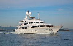 Luxury Yacht charter, Super yacht Zita our mega yacht On Emporium Yachts