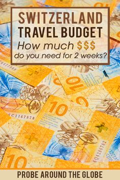 How much money do you need to travel for 2 weeks in Switzerland? Can you travel Switzerland on a budget? Read my full expense report with all the costs of Swiss accommodation and food and learn from my money-saving tips for travel in Switzerland #switzerland #budgetswitzerland #backpackingswitzerland