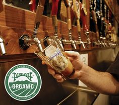 """""""Treat yourself"""" to a handcrafted, organic beer from Pisgah Brewing Company in Black Mountain. Red Devil is my fave"""