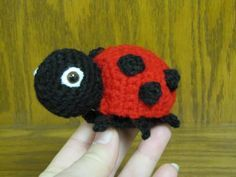 Ladybug ☺ Free Crochet Patterns ☺