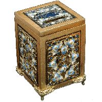 Jeweled Tzedakah Box