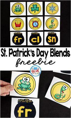 St. Patrick's Day Bl