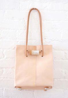 Myrtle — Jujumade ceramic & leather bags