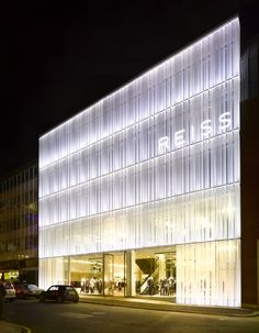 Reiss HQ by Squire and Partners   Shop interiors