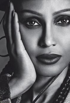 Ageless Supermodel Iman Stuns in Vogue Italia's Timeless Issue