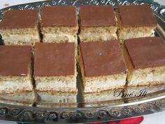Mézes diós sütemény - Hiszed.Com Tiramisu, Ethnic Recipes, Dios, Tiramisu Cake