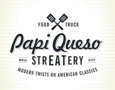 Papi Queso grilled cheese food truck. Charlotte, NC
