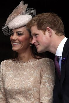 Prince Harry and Kate Middleton - What Harry and Kate's Relationship Is Like