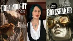 Love the Clockwork Century series by Cherie Priest. Zombies & Steampunk set in an alternate history? Yes, please!