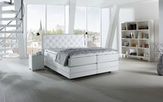 Boxspringbett Design 465-S