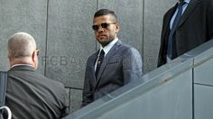 Dani Alves #FCBarcelona #DaniAlves #22