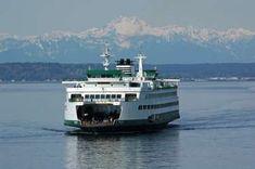 Seattle Ferry, Seattle News, Seattle Washington, Washington State, Bainbridge Island Ferry, Barge Boat, Ferry Boat, Evergreen State, Greys Anatomy