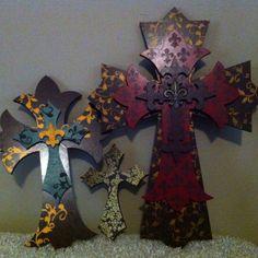 Crosses...