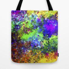 Aquarela_Textura digital  Tote Bag by Amanda Araujo - $22.00