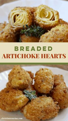 Appetizer Recipes, Appetizers, Potato Sides, Artichoke Hearts, Artichokes, Antipasto, Italian Style, I Love Food, Italian Recipes